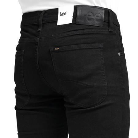 LEE LUKE SLIM TAPERED CLEAN BLACK L719HFAEz