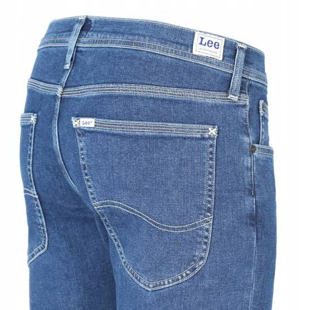 LEE LUKE WORKER SLIM TAPERED REMO MID L75HROEX