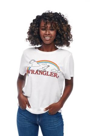 WRANGLER RAINBOW REGULAR TRUE WHITE W7N4EVXW2